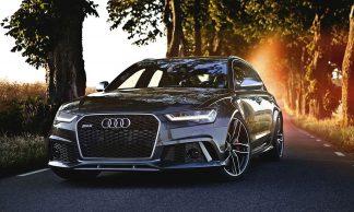 Audi RS6 à louer dans notre agence de location de véhicule de luxe dans le calvados