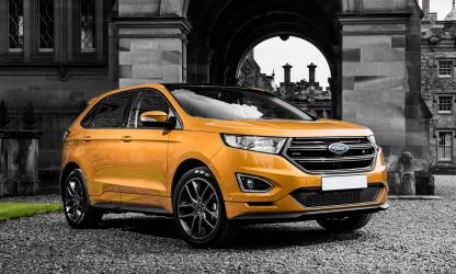 Location voiture SUV Calvados - Ford Edge